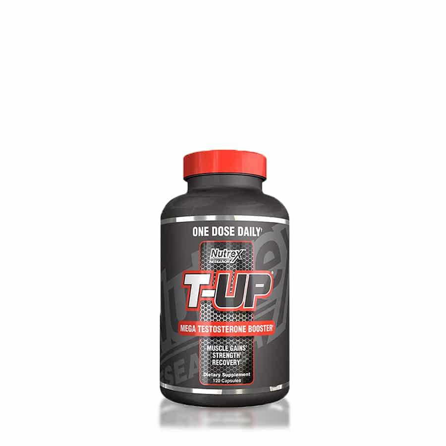 6223fee8a T-UP Nutrex 120 Capsulas - Suplementos Fitness Mexico