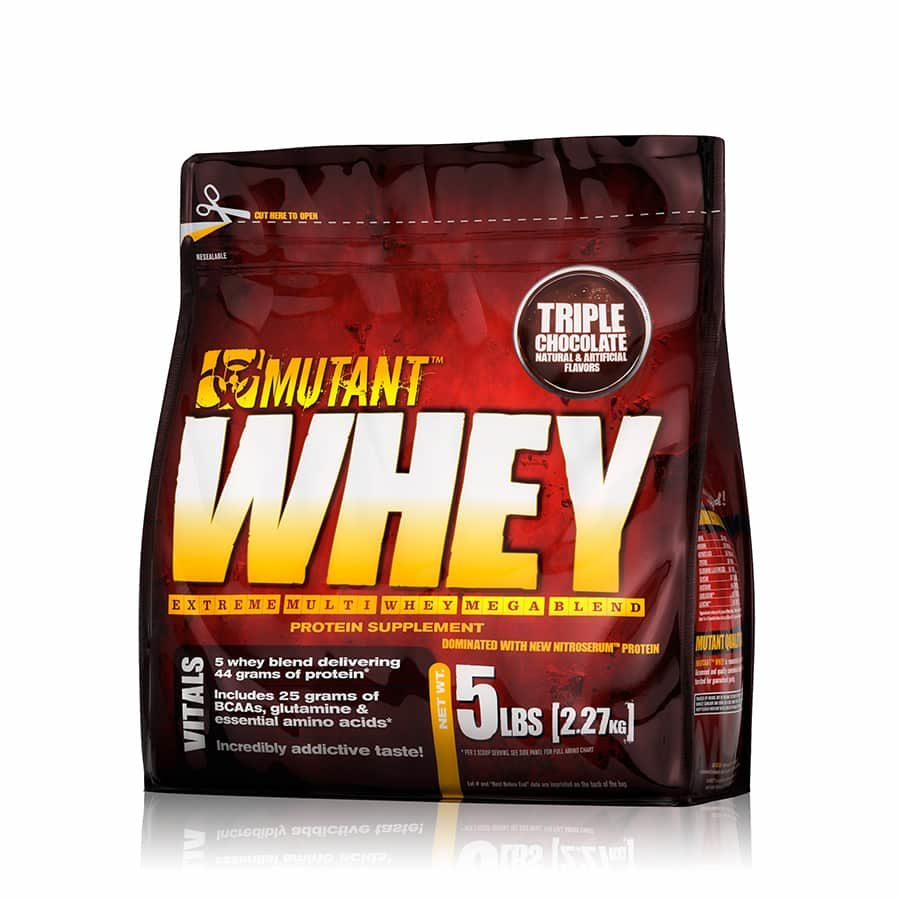 Whey Mutant 5 lbs