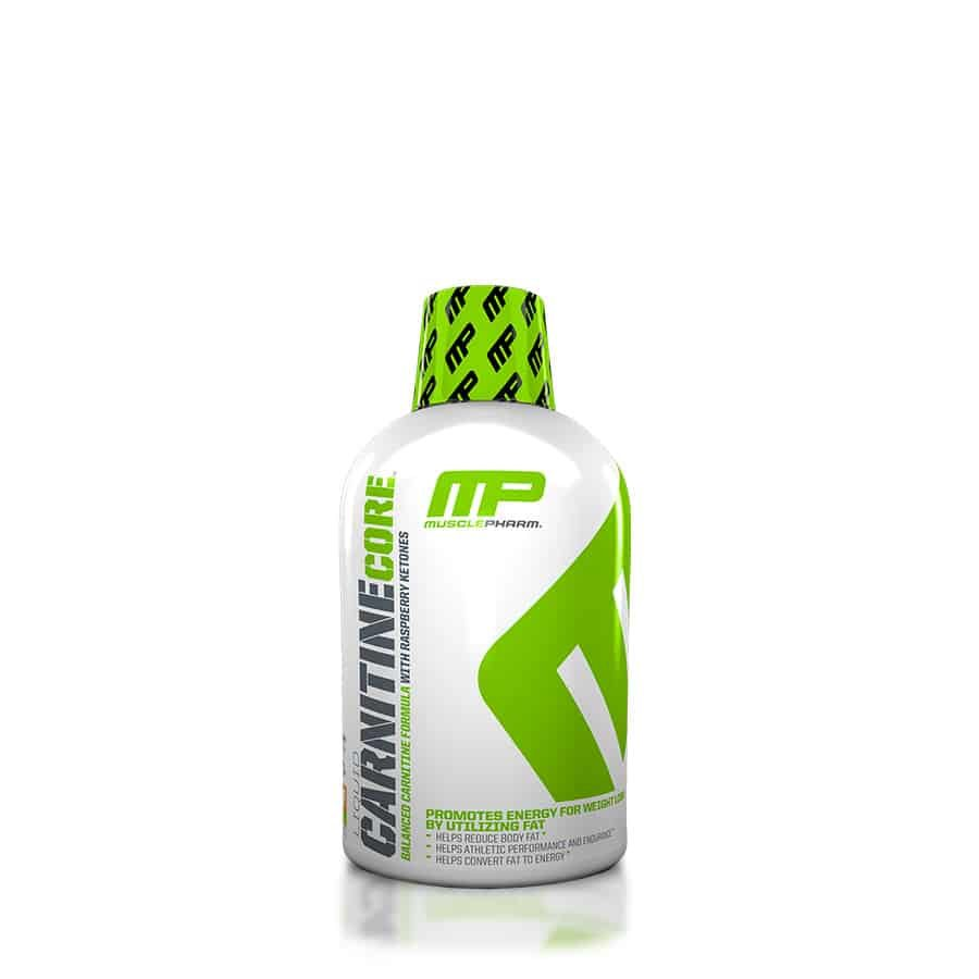 L Carnitina Core MusclePharm 30 Servicios Liquida