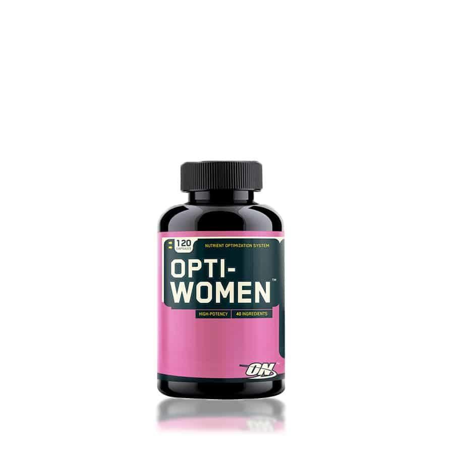 Opti Women Optimum Nutrition 120 capsulas