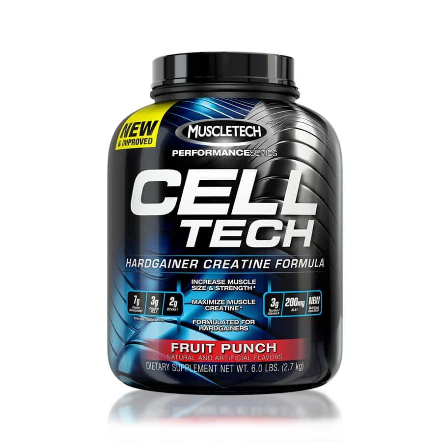 Celltech Muscletech 6 lbs
