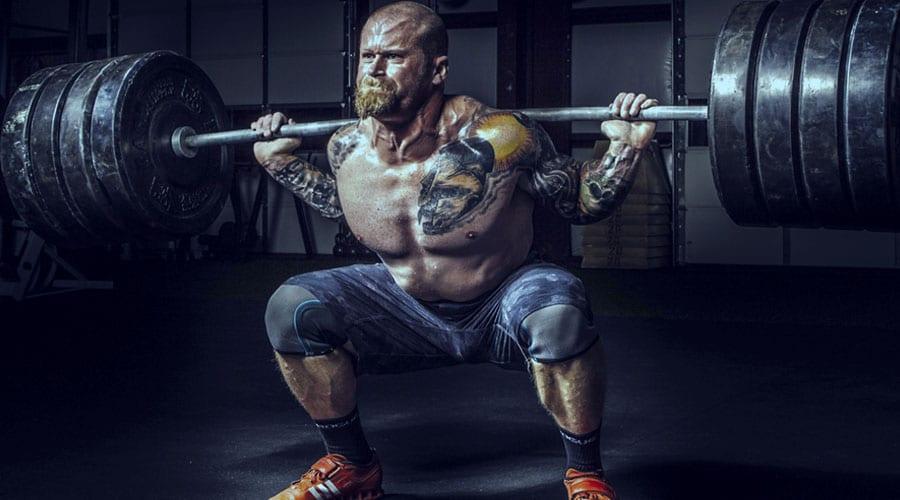 Aumentar fuerza muscular Entrenamiento completo para músculos resistentes y fuertes