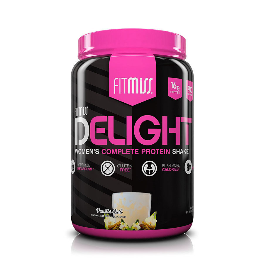 Delight Fitmiss Muscle Pharm 22 Servicios