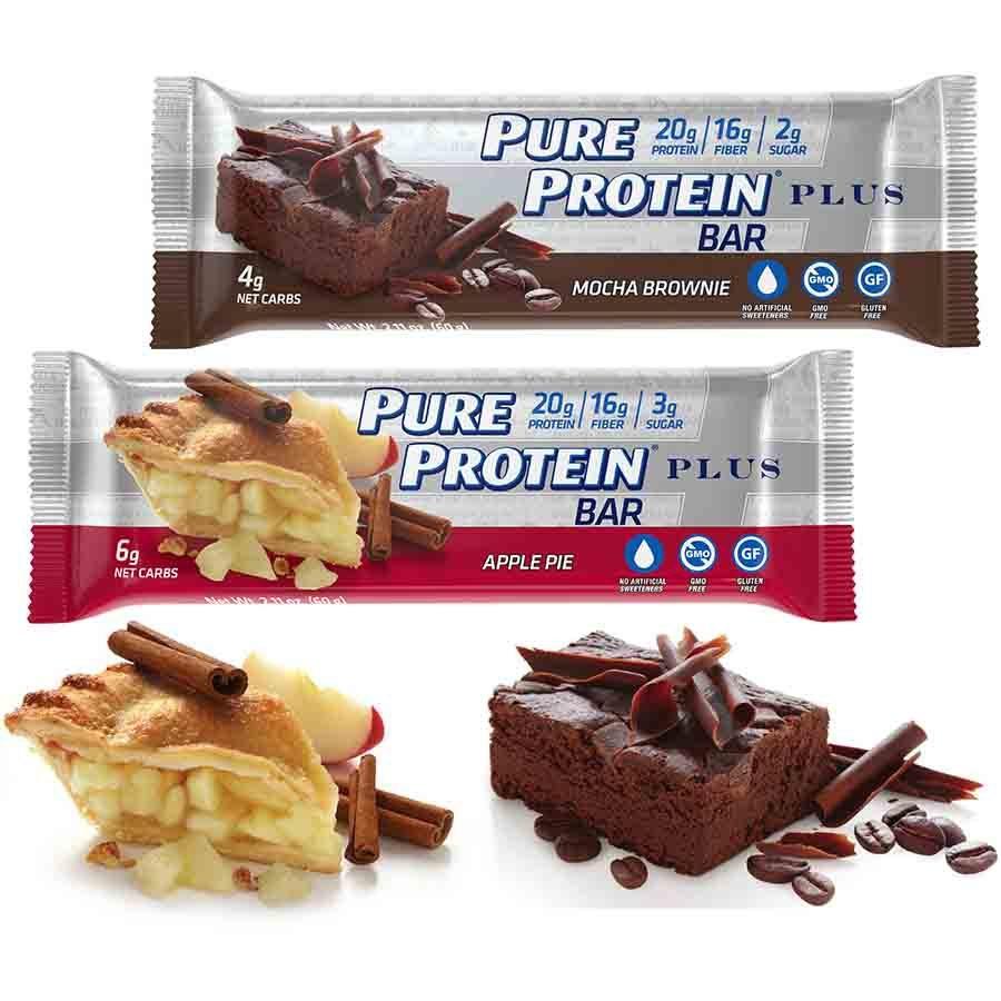 80ff06b95 Barras de Proteina Pure Protein Caja de 4 unidades - Suplementos ...