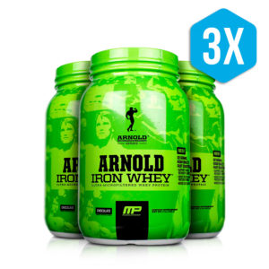 Iron Whey Arnold Schwarzenegger Series MP 2 Lb