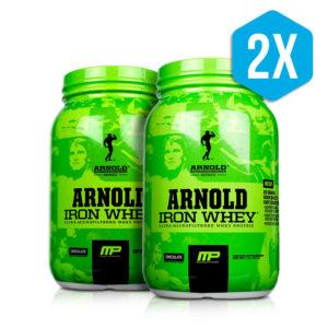 Iron Whey Arnold Schwarzenegger