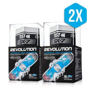 Test 4K SX-7 Revolution