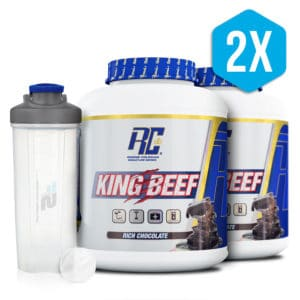 King Beef Ronnie Coleman