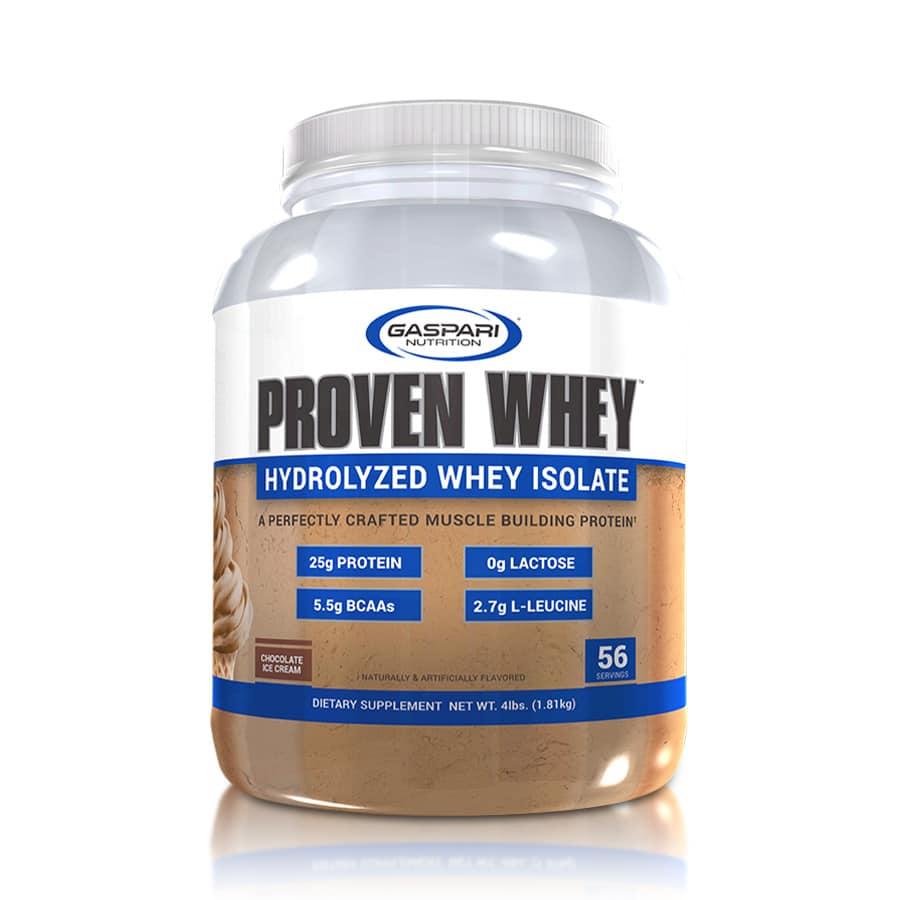 7b2c4f1e0 Proven Whey Gaspari 4 lbs - Suplementos Fitness