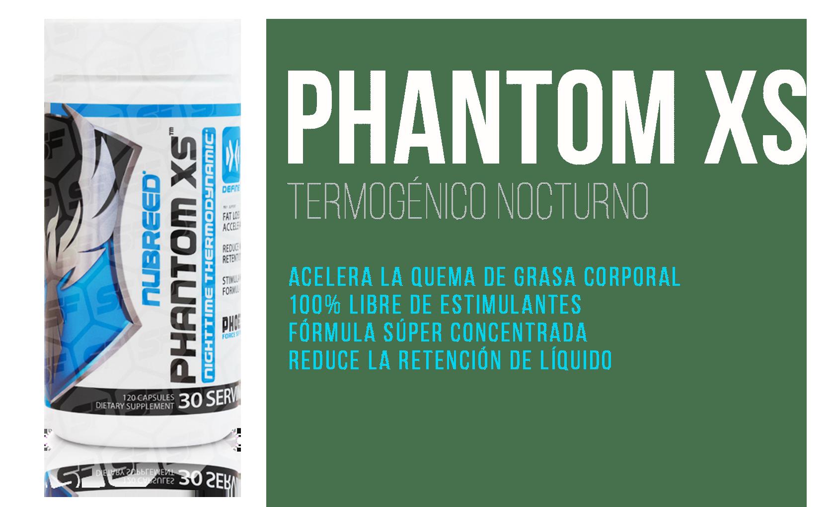 Resultado de imagen para phantom xs